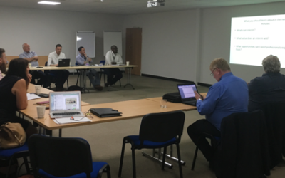 Successful UK Meeting for AICDP – Enjoyed by All!