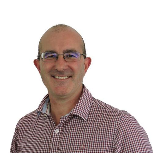 Chris Snelson, EAICDP, International Credit Director