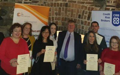 AICDP & Irish Credit Management Training (ICMT) Student Graduation
